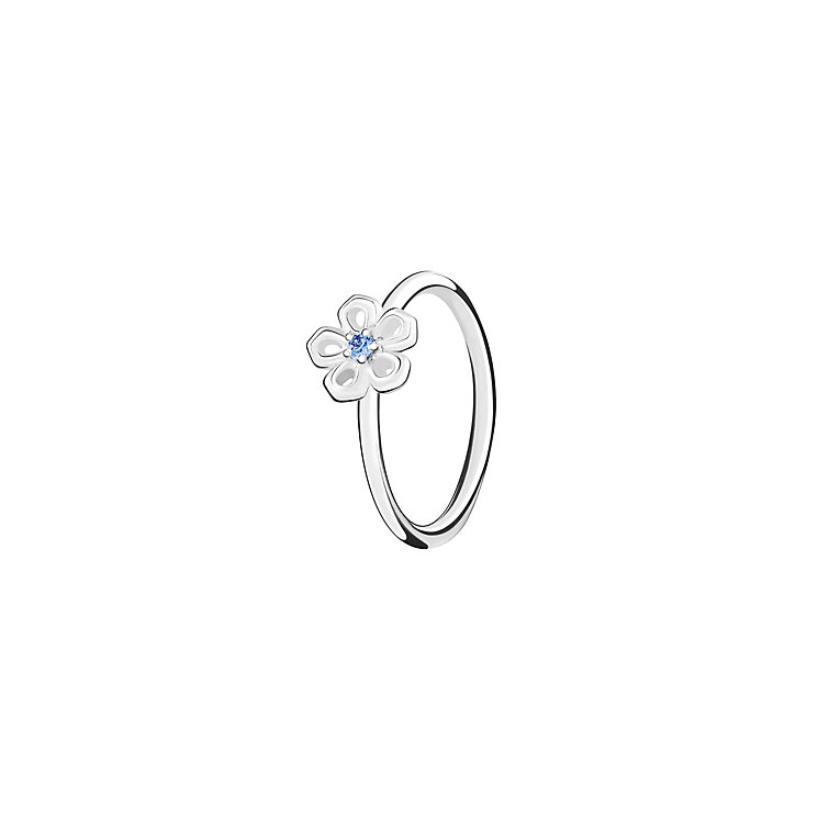 Chamilia Innocence sterling silver & cubic zirconia ring XL - Product number 3726339