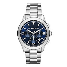 Michael Kors Gareth Men's Stainless Steel Bracelet Watch - Product number 3727645