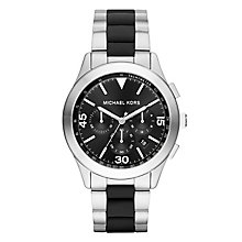 Michael Kors Gareth Men's Two Colour Bracelet Watch - Product number 3727653