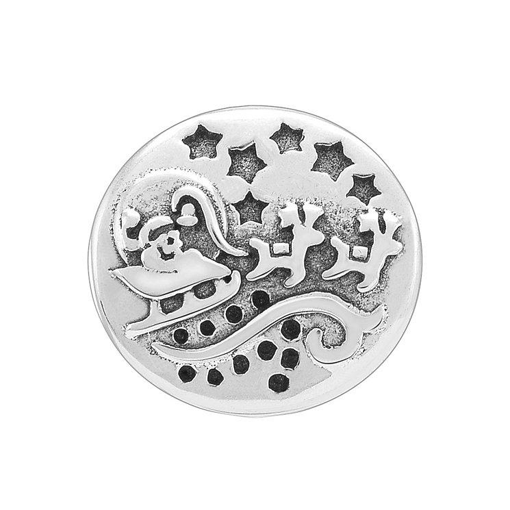 Chamilia Believe in Santa Swarovski Elements Bead - Product number 3727793