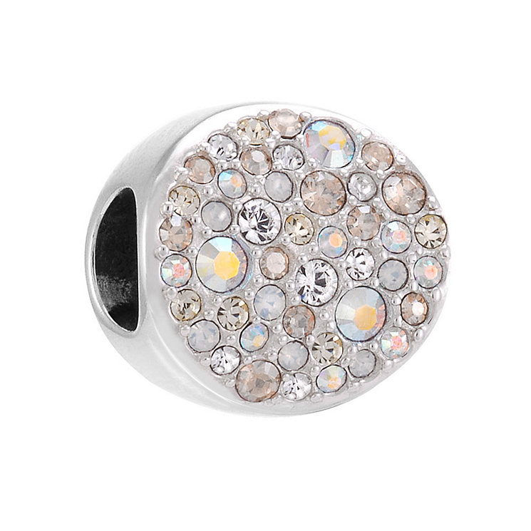 Chamilia Sterling Silver Shine Multi Swarovski Crystal Bead - Product number 3727815