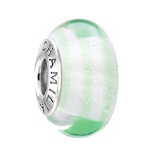 Chamilia Sterling Silver Spun Sugar Murano Glass Bead - Product number 3727920