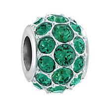 Chamilia Sterling Silver Splendour Emerald Swarovski - Product number 3728021