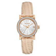 Wittnauer Adele ladies' rose gold-plated watch - Product number 3728528