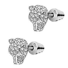 Emporio Armani Sterling Silver Stud Earrings - Product number 3729729