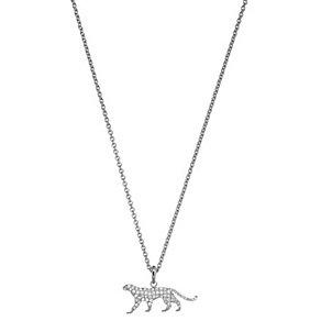 Emporio Armani Savana silver necklace - Product number 3729737