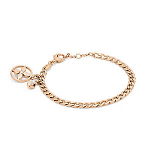 Fossil Classics rose gold-plated bracelet - Product number 3729877