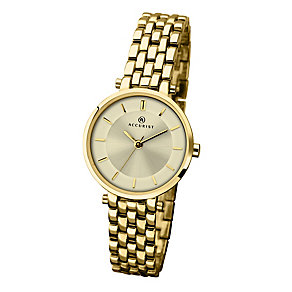 Accurist Ladies' Stainless Steel Bracelet Watch - Product number 3732010