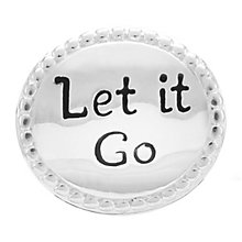 Chamilia Disney Frozen Let It Go Sterling Silver Charm - Product number 3732320