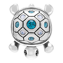 Chamilia Pretty Pokey sterling silver & Swarovski charm - Product number 3732371