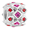 Chamilia Queen of Hearts sterling silver & Swarovski charm - Product number 3732576
