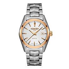 Roamer Searock Ladies' Two Colour Bracelet Watch - Product number 3732746