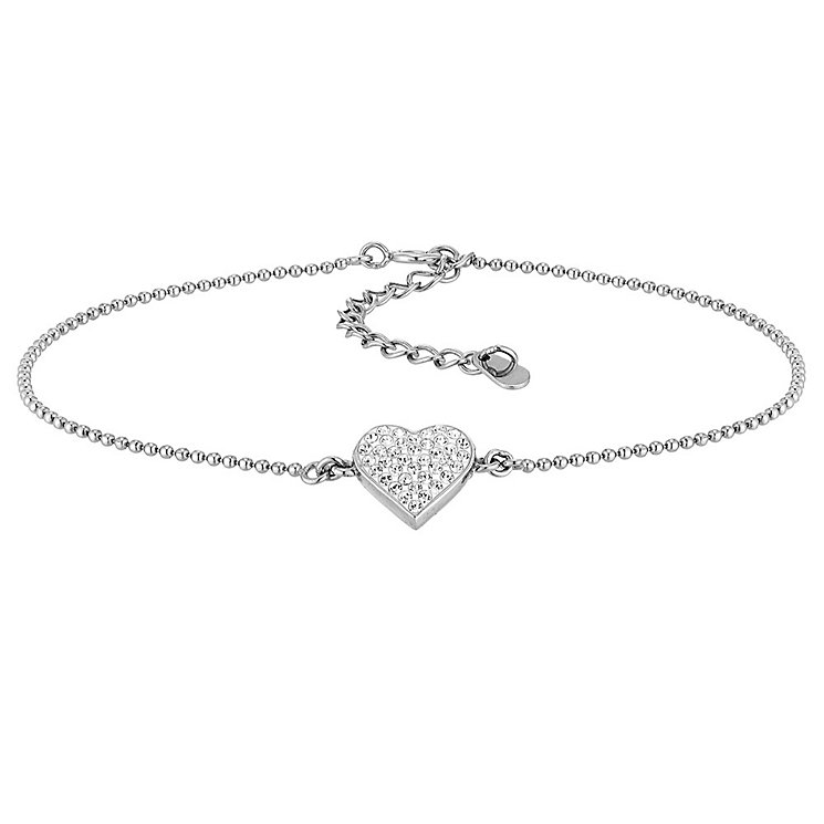 Evoke Silver Rhodium-Plated Swarovski Crystal Bracelet - Product number 3732754
