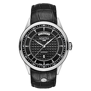 Roamer Men's Stainless Steel Strap Watch - Product number 3732800
