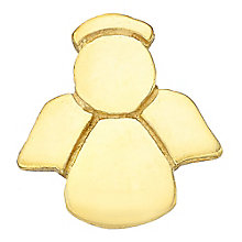 Your Story 9ct Gold Angel Charm - Product number 3733661