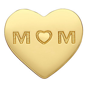 Your Story 9ct Gold 'Mum' Heart Charm - Product number 3733734
