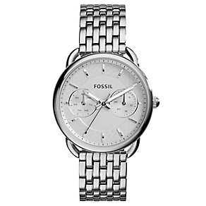 Fossil Ladies' Tailor Stainless Steel Bracelet Watch - Product number 3735354