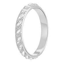 Chamilia Timeless sterling silver ring M - Product number 3737101