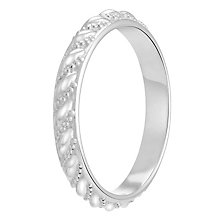 Chamilia Timeless sterling silver ring L - Product number 3738159