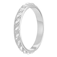Chamilia Timeless sterling silver ring XL - Product number 3738329