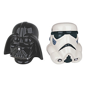 Star Wars™ Darth Vader and Strom Trooper Bookends - Product number 3744531