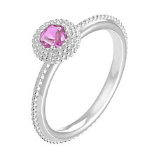 Chamilia Soiree sterling silver June birthstone ring XL - Product number 3745163