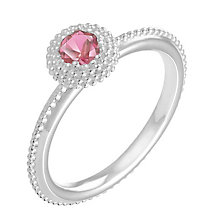 Chamilia Soiree sterling silver July birthstone ring L - Product number 3745546
