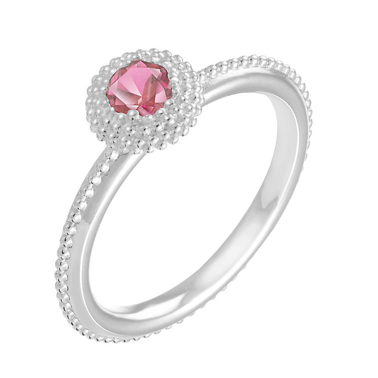 Chamilia Soiree sterling silver July birthstone ring XL - Product number 3745554
