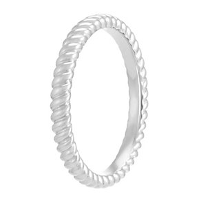 Chamilia Day Tripper sterling silver ring XS - Product number 3745708