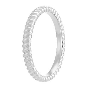 Chamilia Day Tripper sterling silver ring S - Product number 3745740
