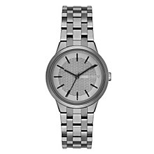 DKNY Ladies' Gunmetal Stainless Steel Bracelet Watch - Product number 3749835