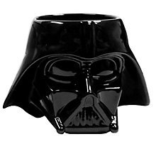 Star Wars™ Black Darth Vader 3D Mug - Product number 3752011