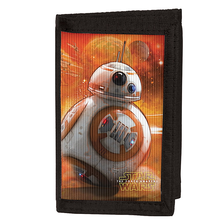 Star Wars Episode 7 BB 8 Velcro Wallet - Product number 3752143