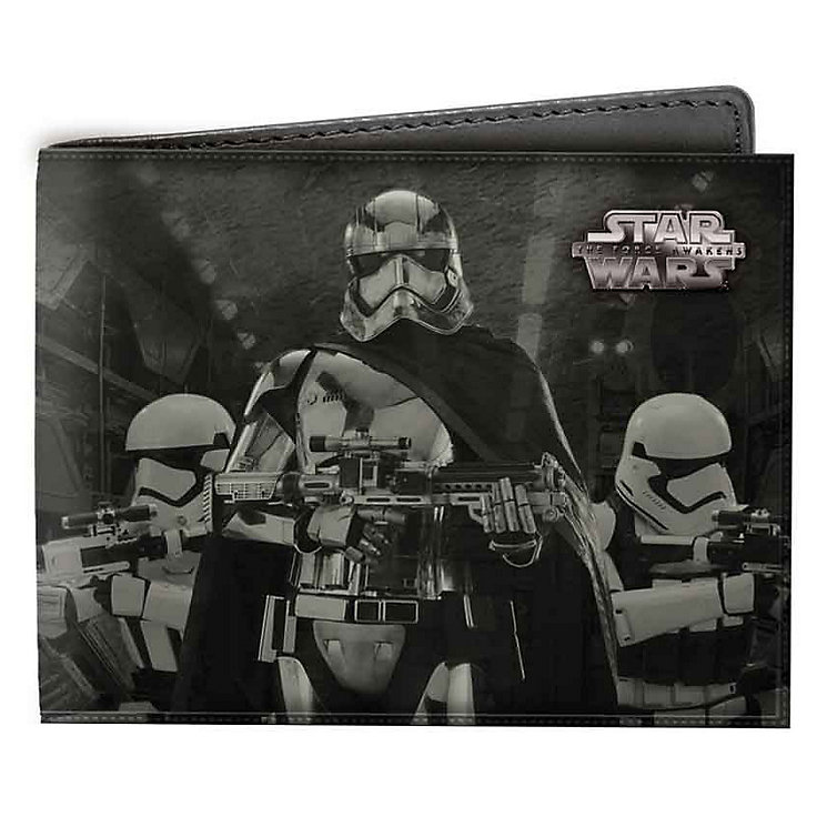 Star Wars Episode 7 Storm Trooper Wallet - Product number 3752151