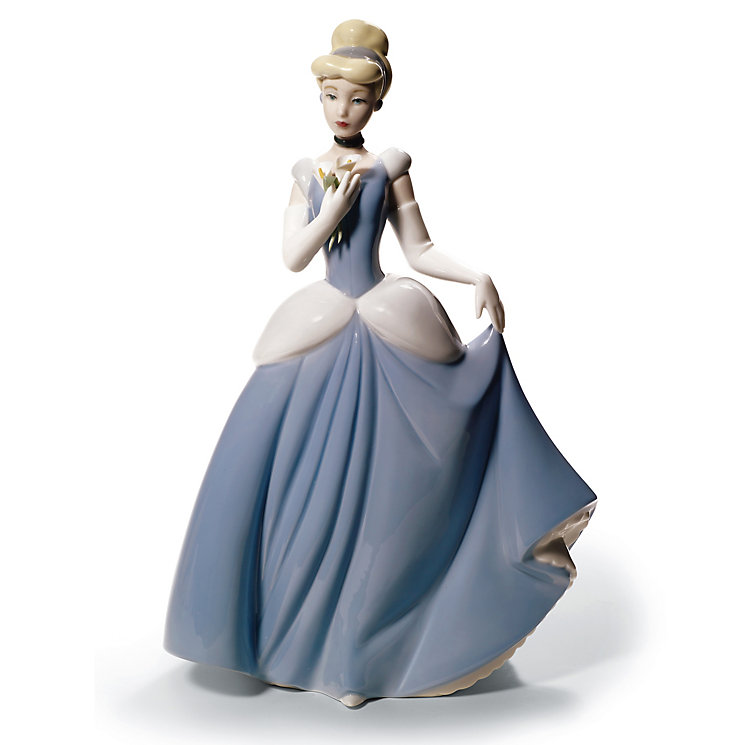 Nao Porcelain Princess Cinderella Figurine - Product number 3753786