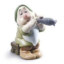 Nao Porcelain Sleepy Dwarf Figurine - Product number 3753883