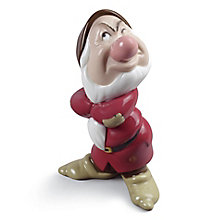 Nao Porcelain Grumpy Dwarf Figurine - Product number 3753905