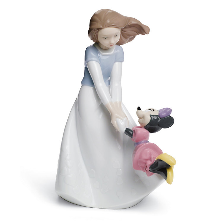 Nao Porcelain Friends With Minnie Figurine - Product number 3753956