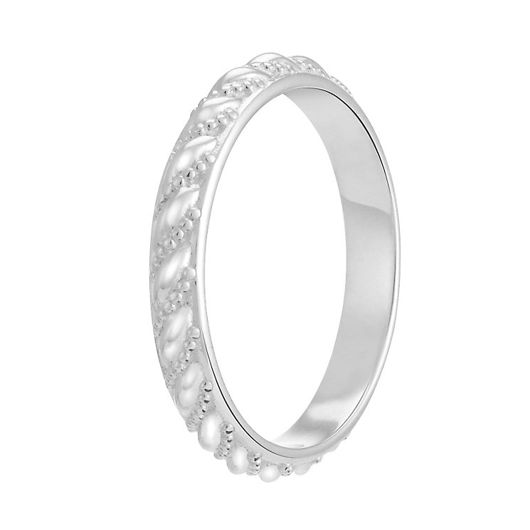 Chamilia Sterling Silver Timeless Stacking Ring S - Product number 3755126