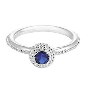 Chamilia Soiree Silver September Birthstone Ring XL - Product number 3755304