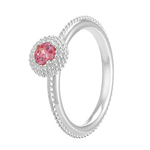 Chamilia Soiree Silver October Birthstone Ring Meduim - Product number 3755320
