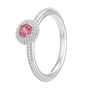 Chamilia Soiree Silver October Birthstone Ring XS - Product number 3755460