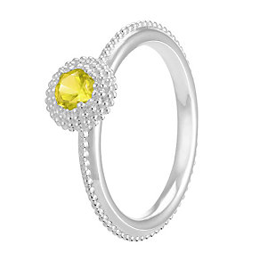 Chamilia Soiree Silver November Birthstone Ring XL - Product number 3755509