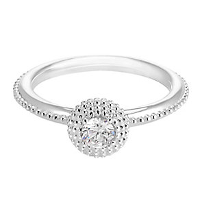Chamilia Soiree Silver April Birthstone Ring XS - Product number 3755746