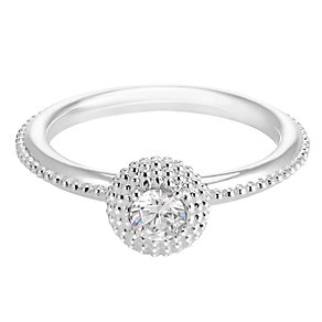 Chamilia Soiree Silver April Birthstone Ring Small - Product number 3755754