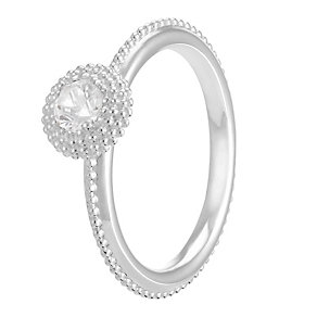 Chamilia Soiree Silver April Birthstone Ring Large - Product number 3755770