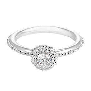 Chamilia Soiree Silver April Birthstone Ring XL - Product number 3755789
