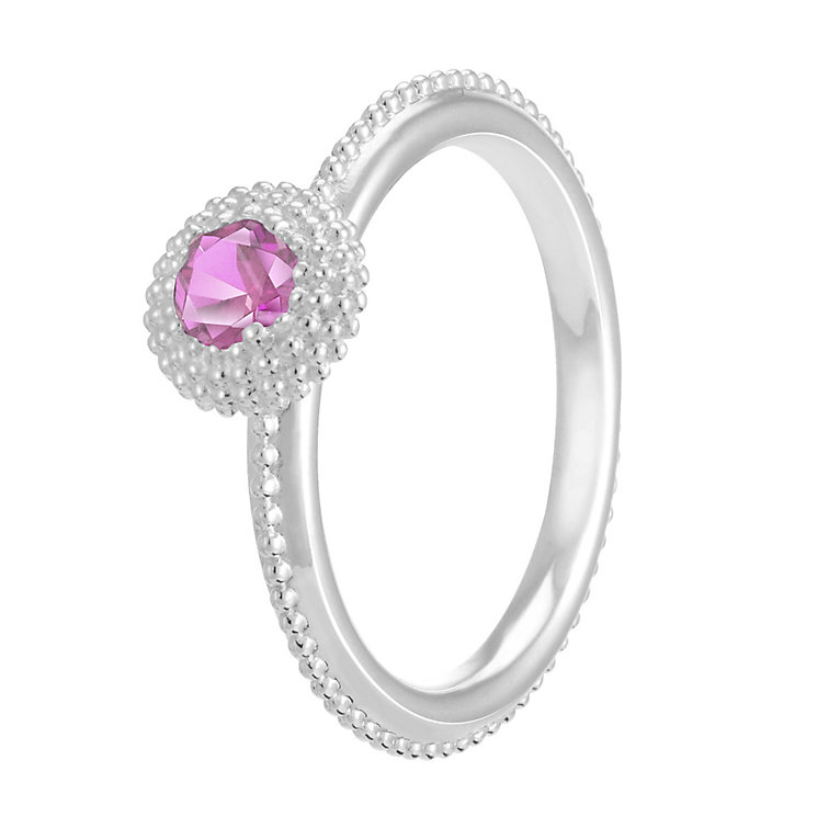 Chamilia Soiree Silver June Birthstone Ring Small - Product number 3755851