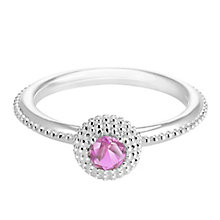 Chamilia Soiree Silver June Birthstone Ring Large - Product number 3755878