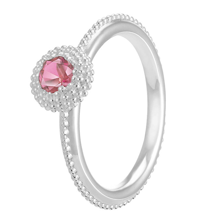 Chamilia Soiree Silver July Birthstone Ring Extra Small - Product number 3755894